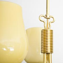 Gunnel Nyman GUNNEL NYMAN 3 ARM PENDANT LAMP FOR IDMAN FINLAND - 1108552