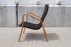 Gustav Axel Berg Birch Bentwood Easy Chair by Gustav Axel Berg - 113090