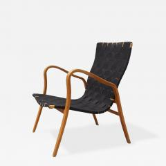 Gustav Axel Berg Birch Bentwood Easy Chair by Gustav Axel Berg - 300481