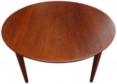 Gustav Bahus Midcentury Gustav Bahus Low Table in Teak - 594345