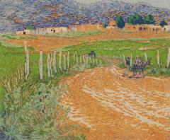Gustave Baumann The Loma - 979906