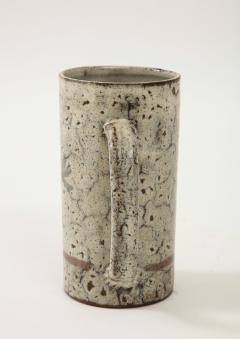 Gustave Raynaud Decorative Vintage Ceramic Jug by Gustave Raynaud circa 1960 - 1281638