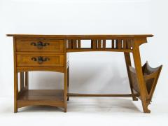 Gustave Serrurier Bovy Gustave Serrurier Bovy Desk and chair - 1709923