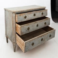 Gustavian Chest of Drawers - 1117533