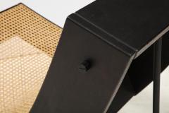 Gustavo Bittencourt Contemporary Benjamin Lounge Chair with Ottoman by Gustavo Bittencourt Brazil - 2044696