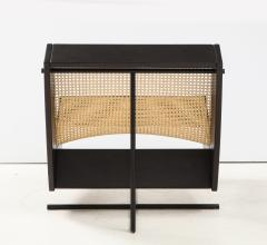 Gustavo Bittencourt Contemporary Benjamin Lounge Chair with Ottoman by Gustavo Bittencourt Brazil - 2044697