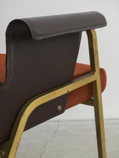 Gustavo Pulitzer Finali Pair of Albenga armchairs for Arflex - 1117342