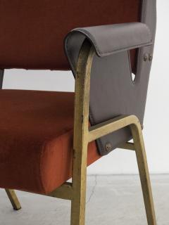Gustavo Pulitzer Finali Pair of Albenga armchairs for Arflex - 1117345