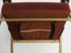 Gustavo Pulitzer Finali Pair of Albenga armchairs for Arflex - 1117346
