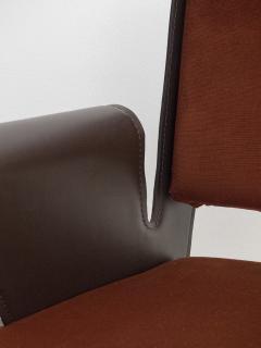 Gustavo Pulitzer Finali Pair of Albenga armchairs for Arflex - 1117347