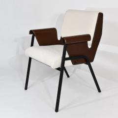 Gustavo Pulitzer Finali Set of 4 Albenga armchairs - 1312887