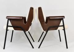 Gustavo Pulitzer Finali Set of 4 Albenga armchairs - 1312890