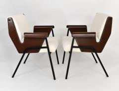 Gustavo Pulitzer Finali Set of 4 Albenga armchairs - 1312891