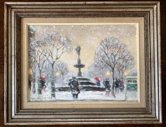 Guy Carleton Wiggins Impressionism Oil on Board Guy C Wiggins - 1513183