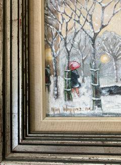 Guy Carleton Wiggins Impressionism Oil on Board Guy C Wiggins - 1513189