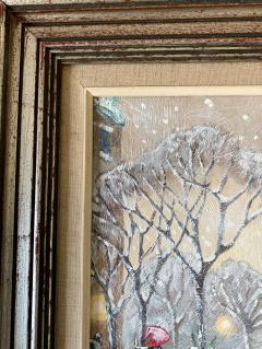 Guy Carleton Wiggins Impressionism Oil on Board Guy C Wiggins - 1513190