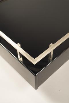 Guy LeFevre Pair of Low Tables by Guy Lefevre for Maison Jansen France 1970s - 1083290