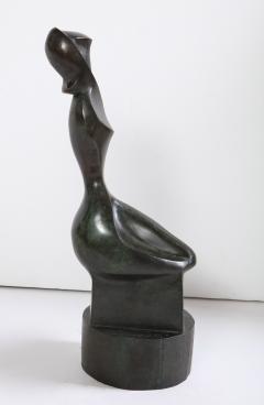 H Caesar Pair of Bronze Figures by H Caesar - 1455246