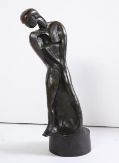 H Caesar Pair of Bronze Figures by H Caesar - 1455247