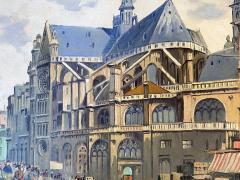 H F Root Les Halles de Paris  - 1939974