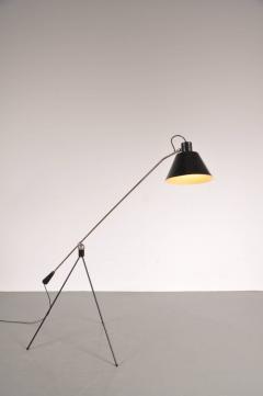 H Fillekes 1954s Floor Lamp Magneto by H Fillekes for Artifort - 829140