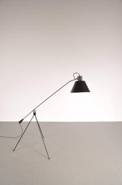 H Fillekes 1954s Floor Lamp Magneto by H Fillekes for Artifort - 829141