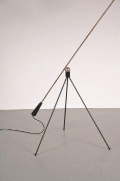 H Fillekes 1954s Floor Lamp Magneto by H Fillekes for Artifort - 829143