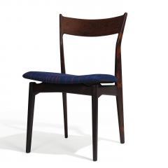 H P Hansen for Randers Danish Rosewood Dining Chairs - 1086570