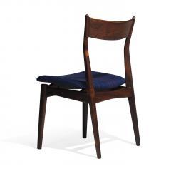 H P Hansen for Randers Danish Rosewood Dining Chairs - 1086575