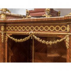 Haentges Fr res Gilt Bronze Mounted Br che Violette Marble Top Side Cabinet by Haentges Fr res - 2029738