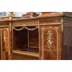 Haentges Fr res Gilt Bronze Mounted Br che Violette Marble Top Side Cabinet by Haentges Fr res - 2029739