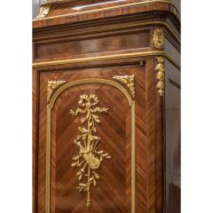 Haentges Fr res Gilt Bronze Mounted Br che Violette Marble Top Side Cabinet by Haentges Fr res - 2029741