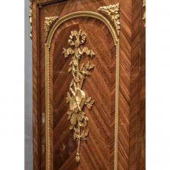 Haentges Fr res Gilt Bronze Mounted Br che Violette Marble Top Side Cabinet by Haentges Fr res - 2029742