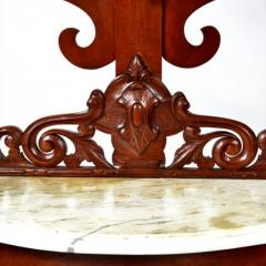 Hall Tree Console Table George IV Period England c a 1830 - 167799