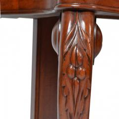 Hall Tree Console Table George IV Period England c a 1830 - 167803
