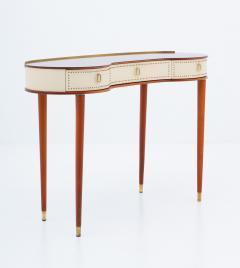 Halvdan Pettersson Swedish Vanity Table by Halvdan Pettersson 1940s - 1249674