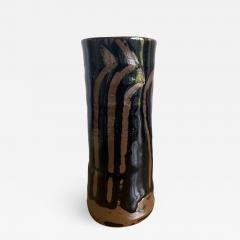 Hamada Shoji Japanese Ceramic Vase Mingei Style Hamada Shoji - 1541351
