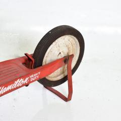 Hamilton Vintage Snappy RED SCOOTER Heavy Duty Push Kick Start 1950s USA - 1988207