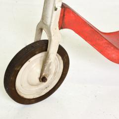 Hamilton Vintage Snappy RED SCOOTER Heavy Duty Push Kick Start 1950s USA - 1988208