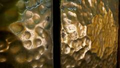 Hammered Brass Doors - 1272368