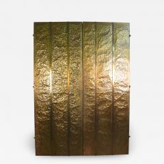 Hammered Brass Doors - 1277315