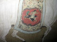 Han Kan Han Kan Chinese Framed Print of Tang Dynasty Painting - 617634