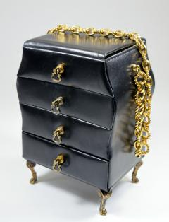 Hand Bag in the Shape of a Chest of Drawers - 385204