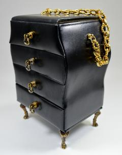 Hand Bag in the Shape of a Chest of Drawers - 385205