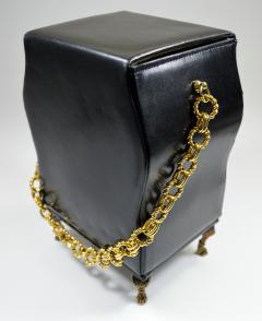 Hand Bag in the Shape of a Chest of Drawers - 385207