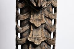 Hand Carved Teak Wood Blessing Angels - 740296