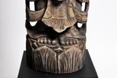 Hand Carved Teak Wood Blessing Angels - 740299