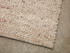 Hand Woven Wool Moroccan Rug - 1879675