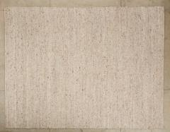 Hand Woven Wool Moroccan Rug - 1879695