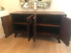 Hand carved Studio Cabinet - 1122390